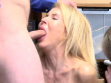 Blonde office hd xxx While argument occurred, grandmother