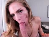 Magical blonde Sydney Cole gets juicy putz fucked