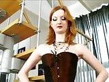 British Amateur - Dominating Mistress wants you to wank
