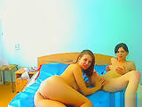 Awsomegirls: two cute lesbians