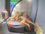 Threesome Oral Caught On Hidden Cam