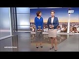 Eva-Maria Lemke und Christina Paulisch in High Heels
