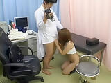 Hospital milf fucked by doctor on hidden cam Part 01