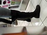 Suede OTK Boots