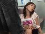 Enchanting mature woman Shiho enjoys undressing