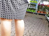 German Mature Upskirt In Store 07
