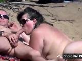 Nude Beach - Public Blowjobs