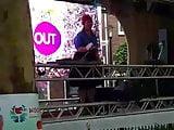 Dordrecht pride out tv stage