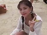 Tzuyu good cleavage kpop twice