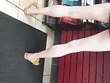 Teen Slim Short Shorts Perfect Ass Pussy Gap