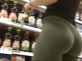 Beautiful girl with outstanding ass