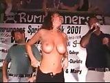 Wet T Shirt Contest - Amazing tits