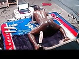 Oiled Fat Ass Twerking
