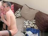 Casted spex amateur cockrides during audition