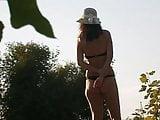 Girl on beach 88