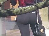 Girl Fat Ass Leggings