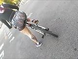 Ciclista gostosa