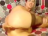 Crazy amateur Brunette, Russian sex movie