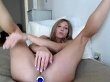 Chubby Teen Fingering Masturbation