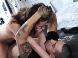Teen taxi creampie and small girl dominated pounds her