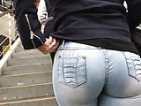 BEAUTIFUL ASS IN FIT JEANS - PART 4