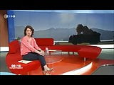 Anja Heyde 6 Sek. geiles dangling