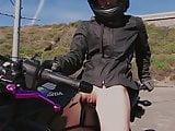 Bottomless bike