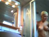 my sister is filmed with hidden camera