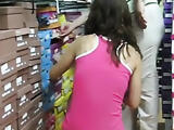 Booties Constricted Shorts Asses Upskirt 53