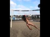 Nudist Beach Teen Girls Voyeur Serie 030628