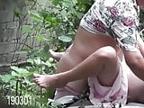 Asian Prostitute Creampie In The Forest
