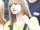 Korean celeb lisa beautiful girl