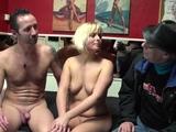 Dick licking dutch whore