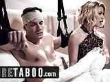 PURE TABOO Stepmom Helped Injured Son Pleasure Himself