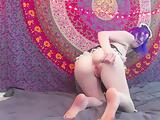 Maid voyeur Hidden cam Masturbation