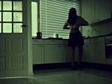 Cuckoldress mistress leaves her sub at home