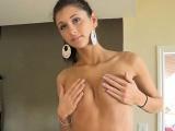 Jody Solo Very Leggy Teen Hard Breast Massage Public Nudity