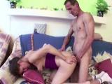 Big Cock Old Man Seduce Petite 18yr old Teen to Fuck