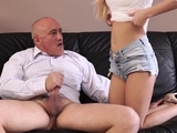 Exquisite blonde gal s vagina is nailed well