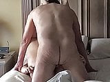 Fucking Wife With Her Feet Over My Head