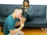 ENOLAS CLASSMATE FOOT DOMINATION , FOOT SOOL, FOOT WORSHIP.