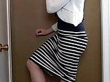 Abby Shapiro modelling 2