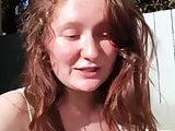 Emma Rose Kenny cleavage selfie