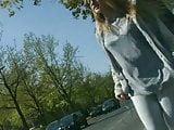 Junges Girl mit geilen Titten