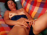 Milf with saggy natural tits hairy Lesley Tyson