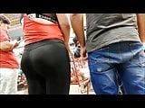 big ass milf in leggings
