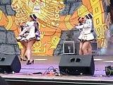 Stage Upskirt