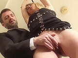 Deep throating bound sub