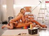 VipSexVault - Hot Hardcore Threesome Sex Fun With Sasha Rose