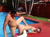 Cheating big Swimming In Semen